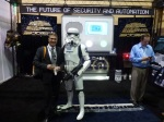 Star Wars Empire soldier, PowerHouse, ISC West 2012