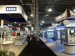HID & Assa Abloy side-by-side, ISC West 2012