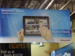 The IPad. without a doubt, the product that were used most and everywhere at ISC West 2012