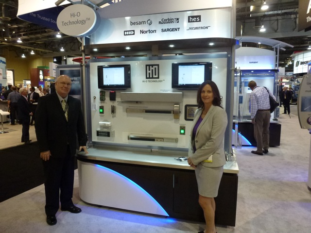 Assa Abloy HIO Technology, ISC West 2012