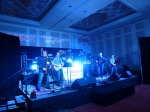 A great second night reception: Pink Floyd's songs (among others) performed by Bosch's own The Magneatos, ISC West 2012