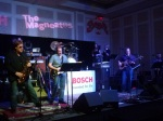 Pink Floyd songs performed by Bosch's own The Magneatos, ISC West 2012