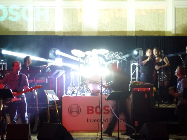 Fantastic performance: Time, Pink Floyd performed by Bosch's The Magneatos, ISC_West_2012